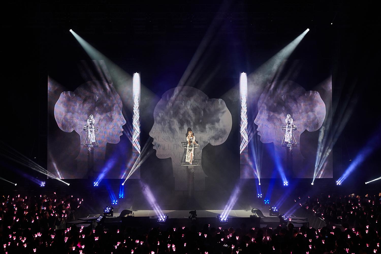 '믿고 듣는 보컬퀸' 태연, 단독콘서트 'The UNSEEN' 대성황… 1만 5천 관객 열광