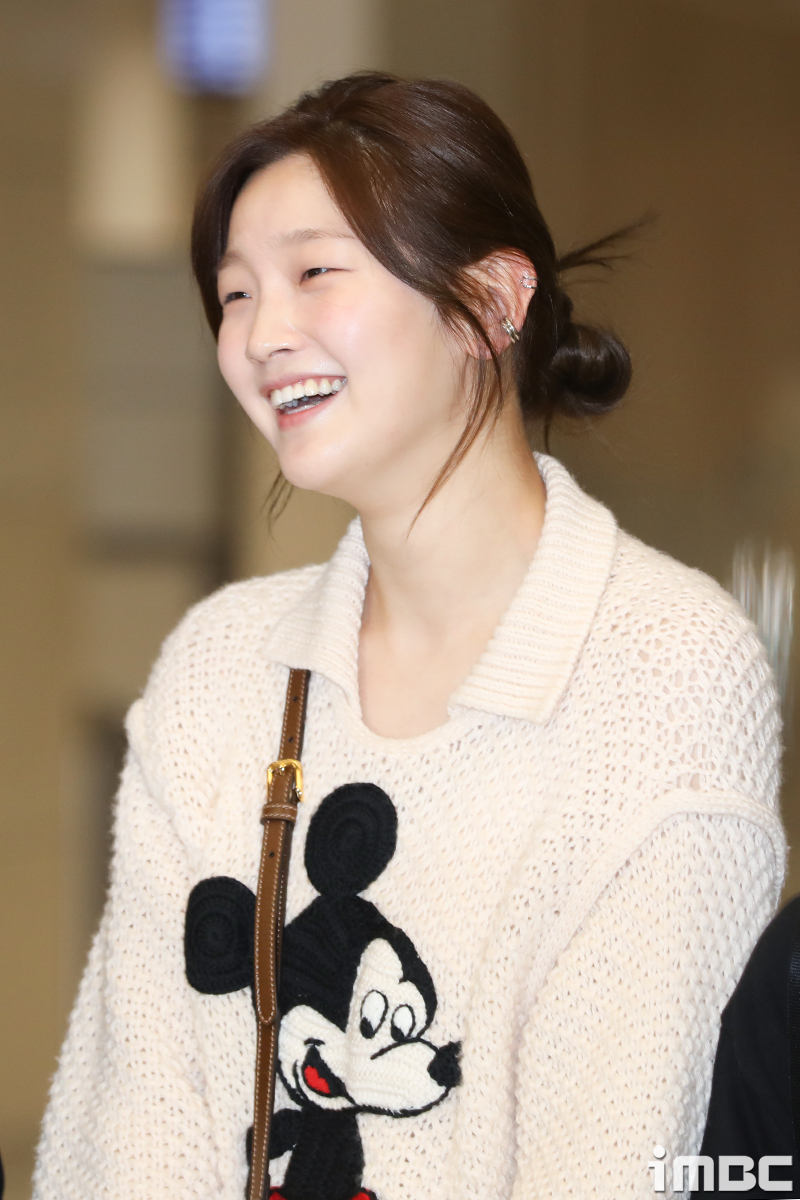 [포토] 박소담, 아이처럼 해맑은 미소