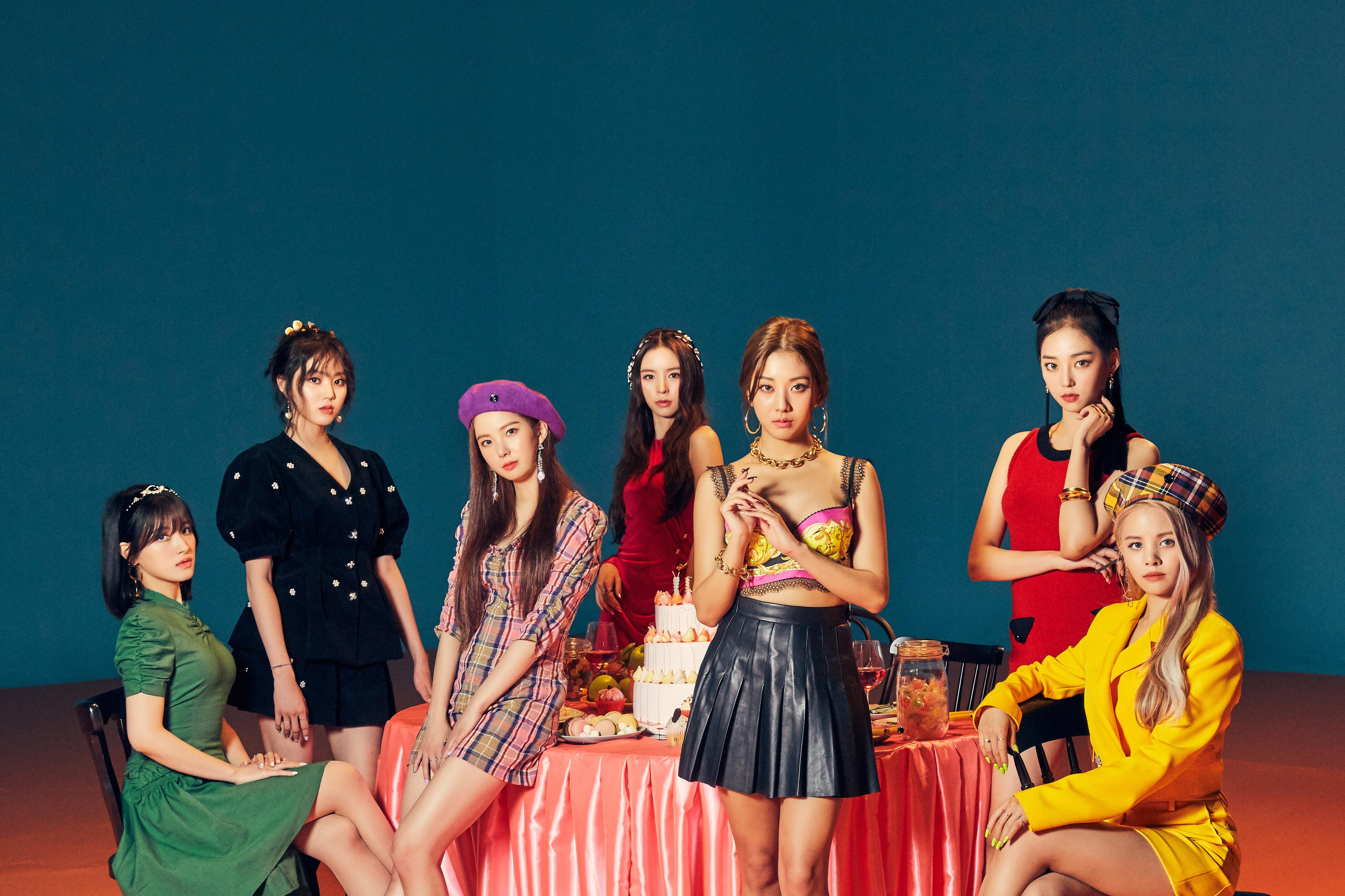 CLC, 'ME'-'데빌' 美 빌보드 월드 디지털 송 세일즈 차트 5·7위