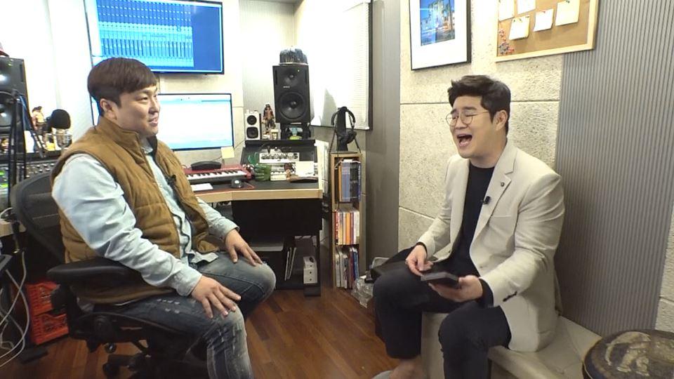 박구윤, 친형 박정욱 작곡가 소환… 현실형제 케미