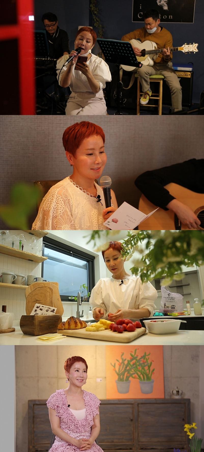 박혜경, 다시 찾은 목소리와 사랑 이야기