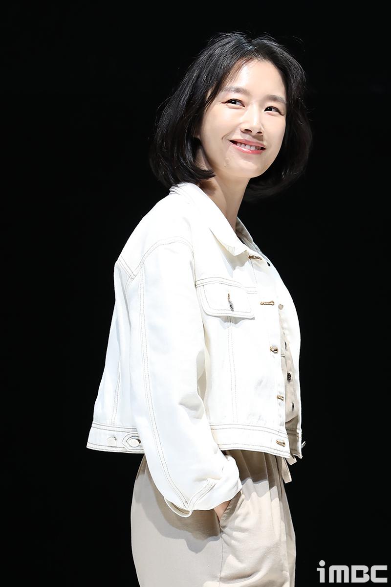 [포토] 곽선영, 연극 무대 선 익순이