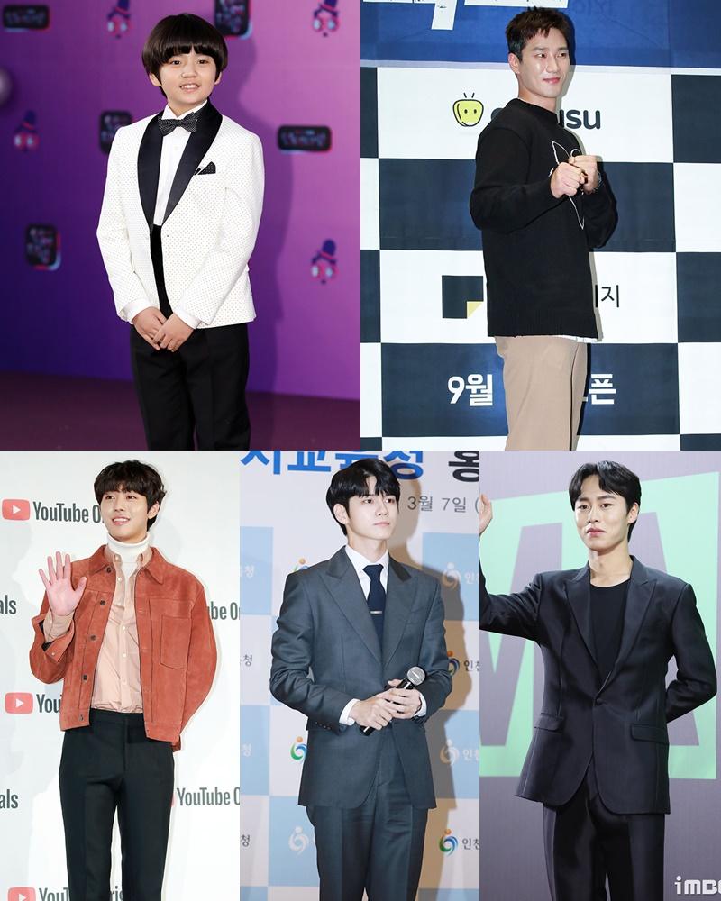 '2020 백상예술대상' 男안보현→이재욱, 女김다미→한소희… '신인상' 후보 경쟁 치열