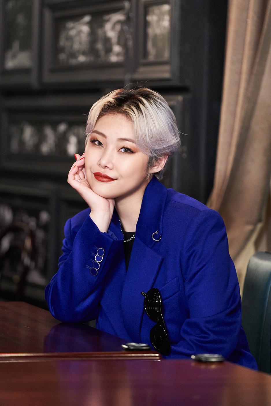 """[人스타] 치타 김은영 """"표현의 욕구가 남보다 많은 편, 하고 싶은 이야기 다양한 방식으로 하고 싶다"""""""