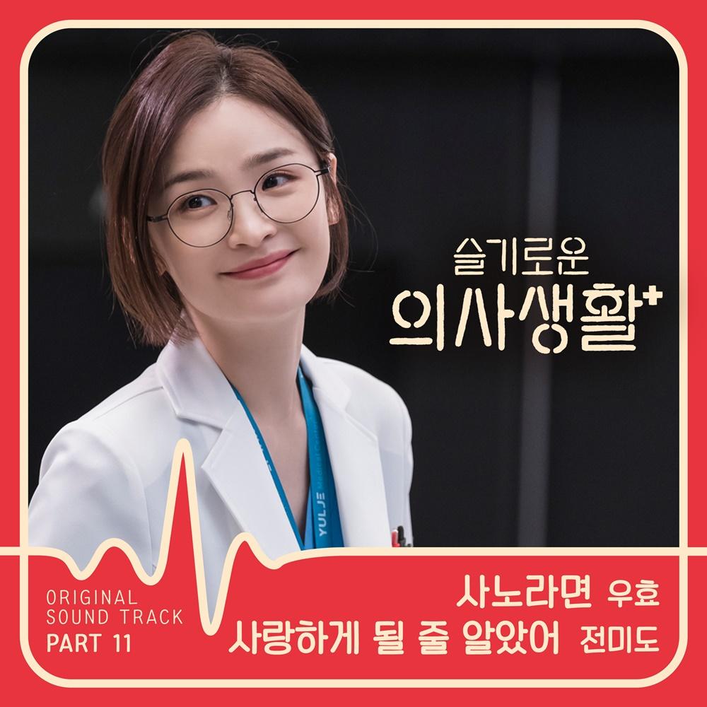 '사랑하게 될 줄 알았어', '슬기로운 의사생활' 전미도표 OST 반전