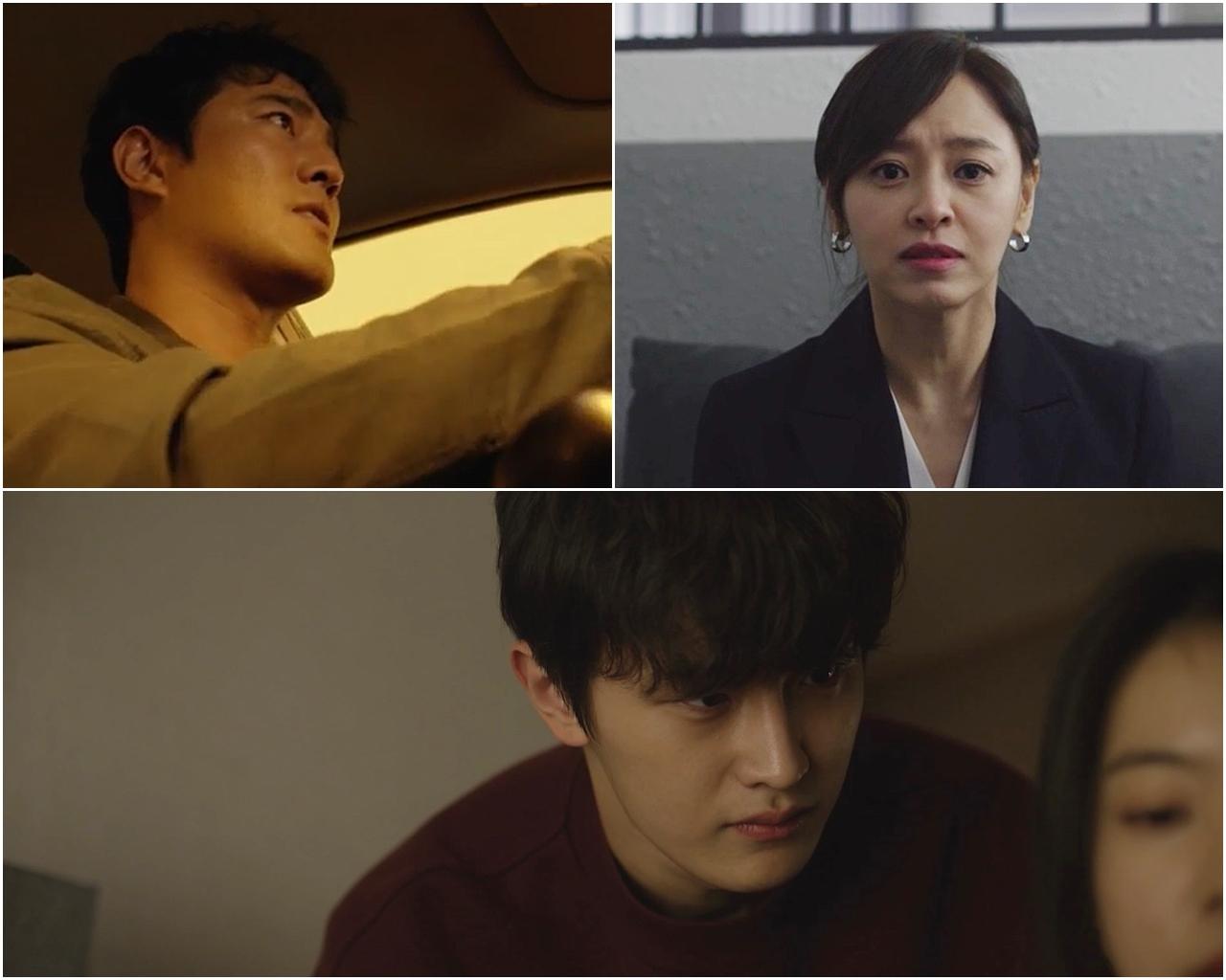 '미쓰리는 알고 있다' 조한선-김도완-강성연의 날선 공방전… 3차 티저 공개!