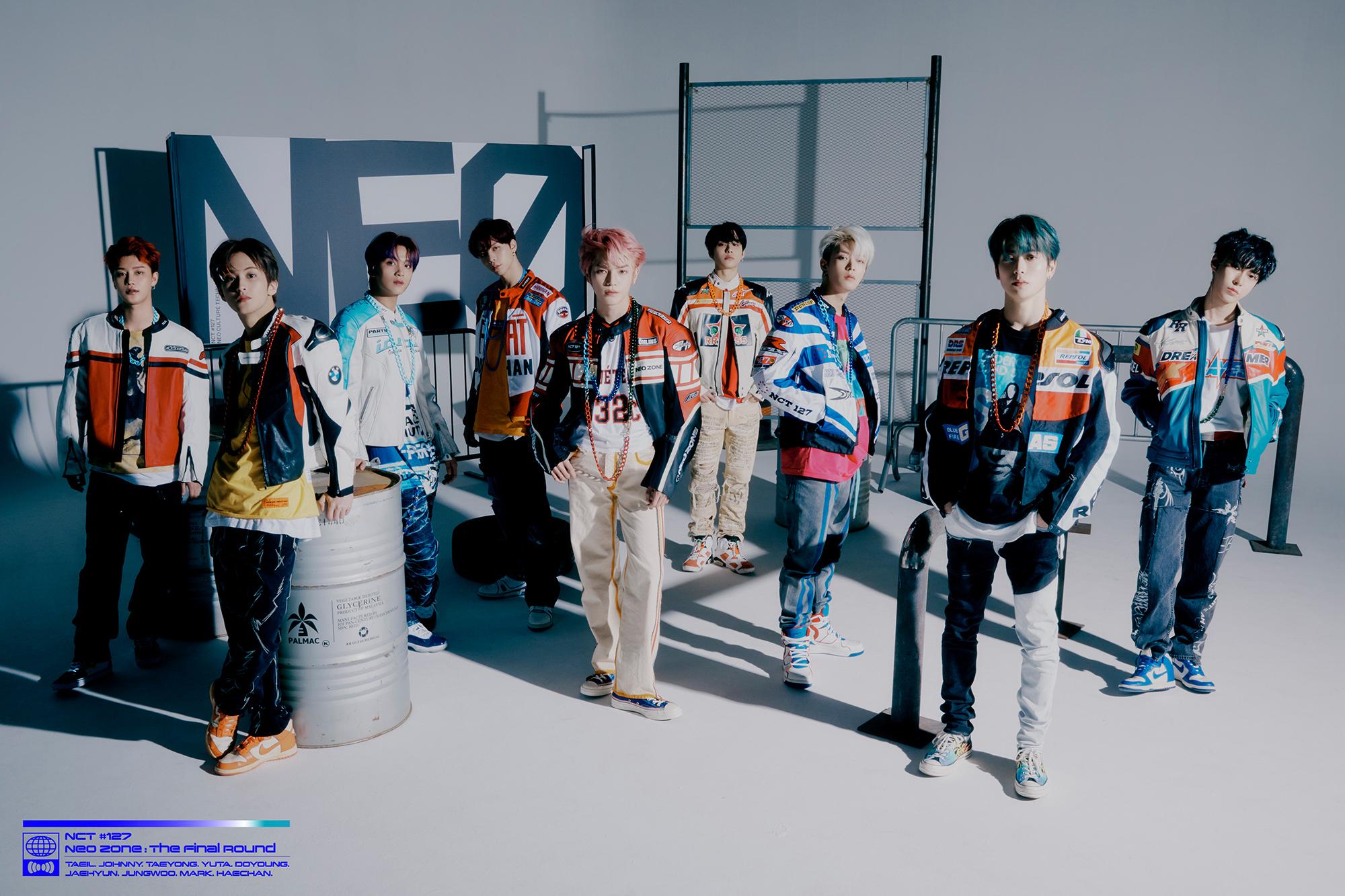 NCT127 정규 2집 리패키지 앨범, 美 빌보드 2주 연속 차트인!