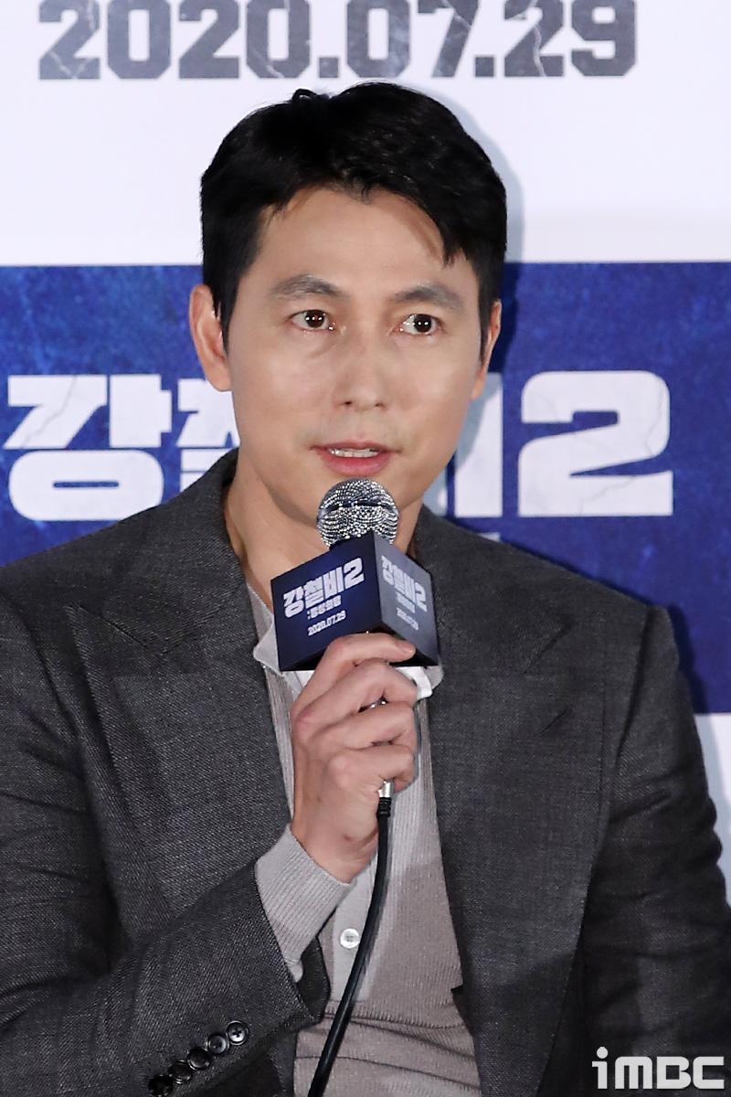 """'강철비2' 정우성 """"우리 민족은 충분히 불행한 것 같아"""" 눈물 왈칵"""