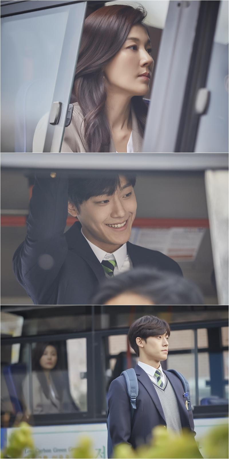 '18 어게인' 김하늘, 고등학생 된 남편 이도현과 재회