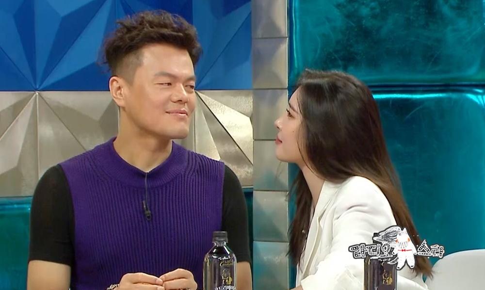 """선미, """"연인컨셉 MV? 박진영 5분 동안 보는 것 쉽지 않아"""""""
