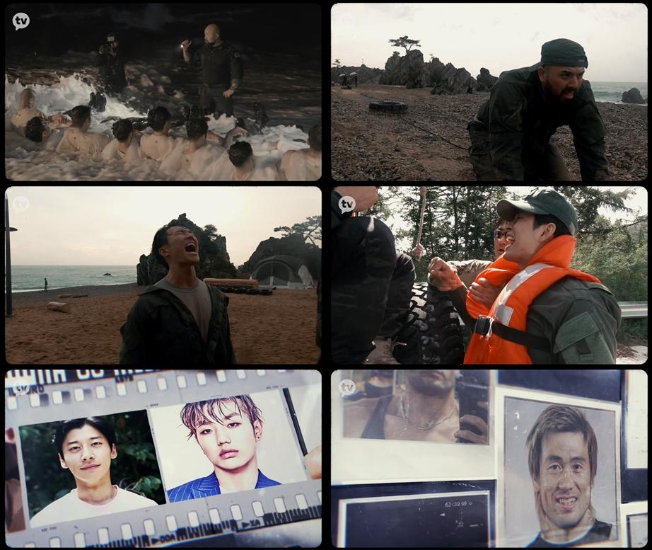 김병지-줄리엔 강-샘김-곽윤기, '가짜사나이2'에 도전장