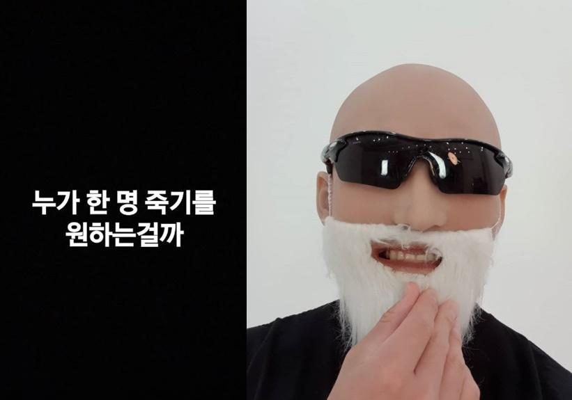 """[소셜iN] 김계란, 로건·정은주 향한 각종 의혹에 """"죽기를 원하나"""" 일갈"""