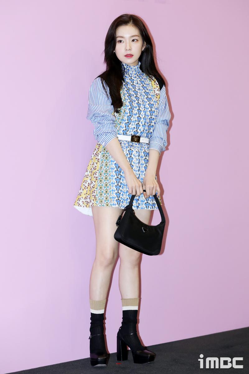 아이린+레드벨벳 슬기·예리·조이 피날레 지운 SBS