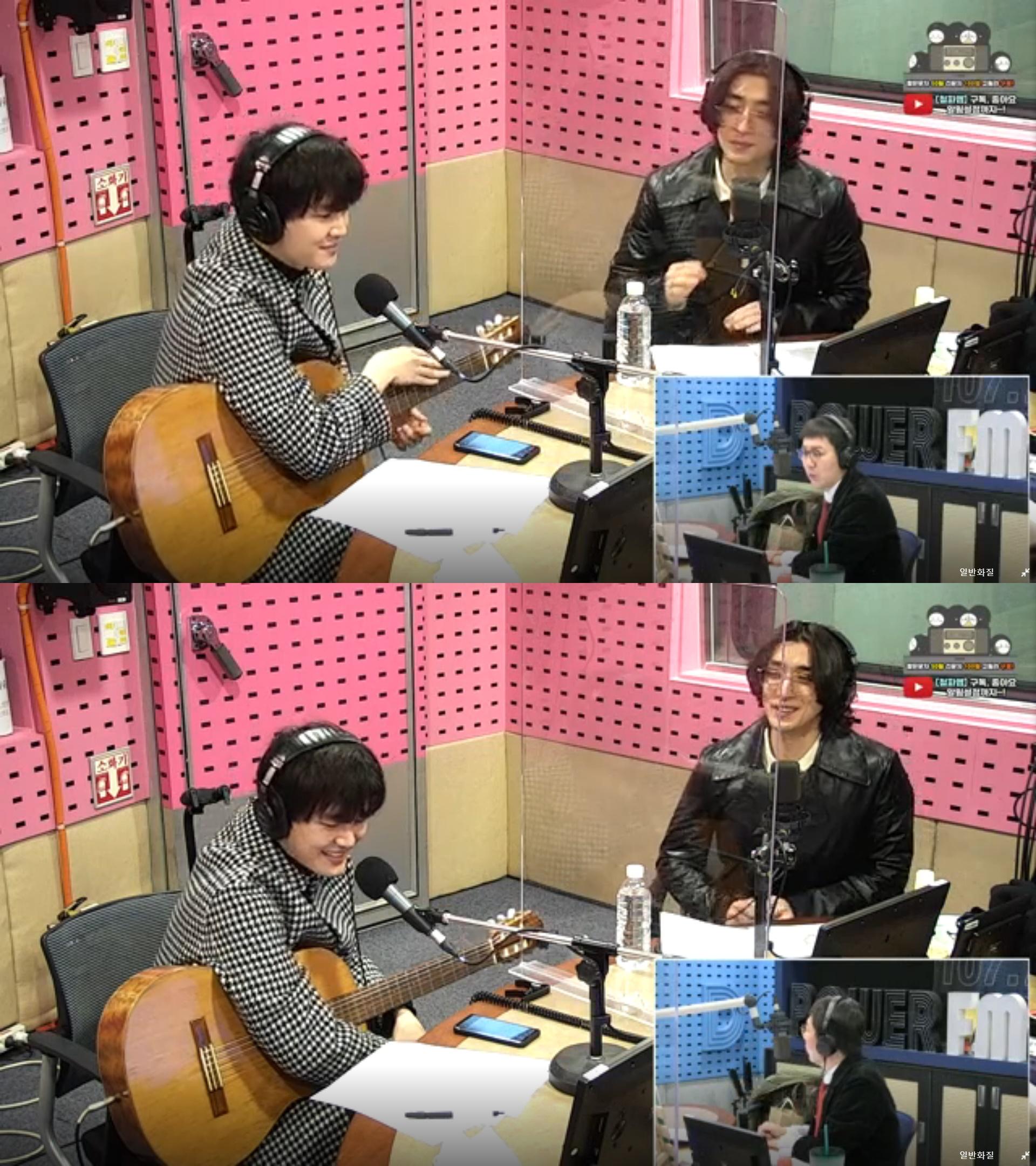 """잔나비 김도형 """"곧 입대…'철파엠'이 마지막 방송"""""""
