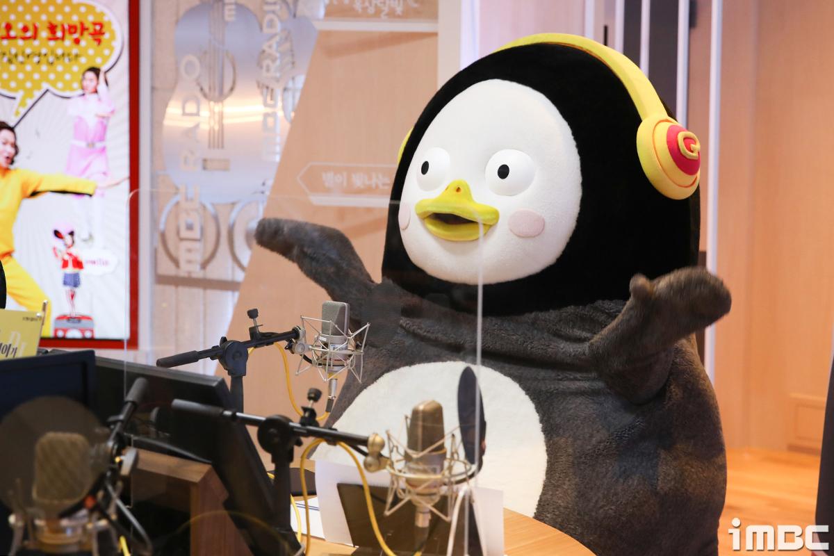 [B하인드] 펭수, 펭생 최초 라디오 DJ 도전! (下)