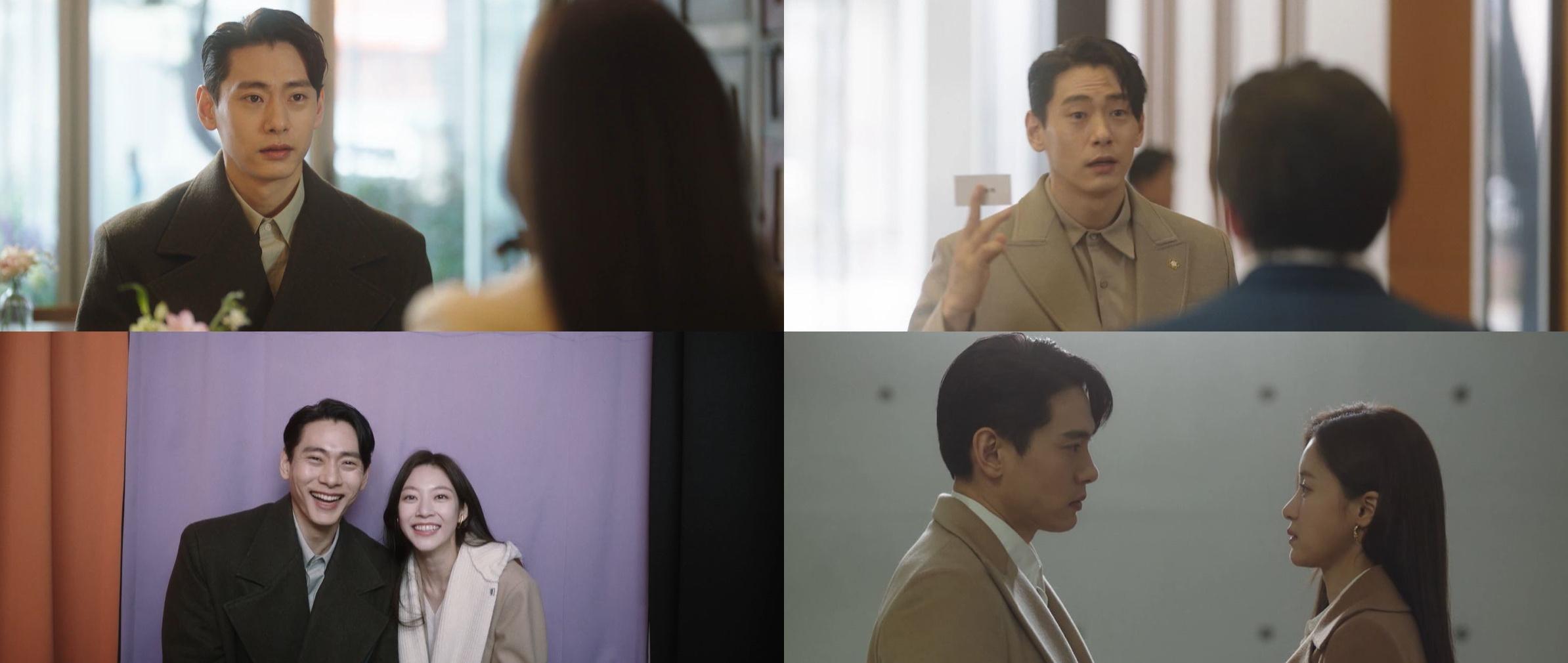 """유태오, 순애보의 정석 """"여운 남는 '대리인간'"""""""