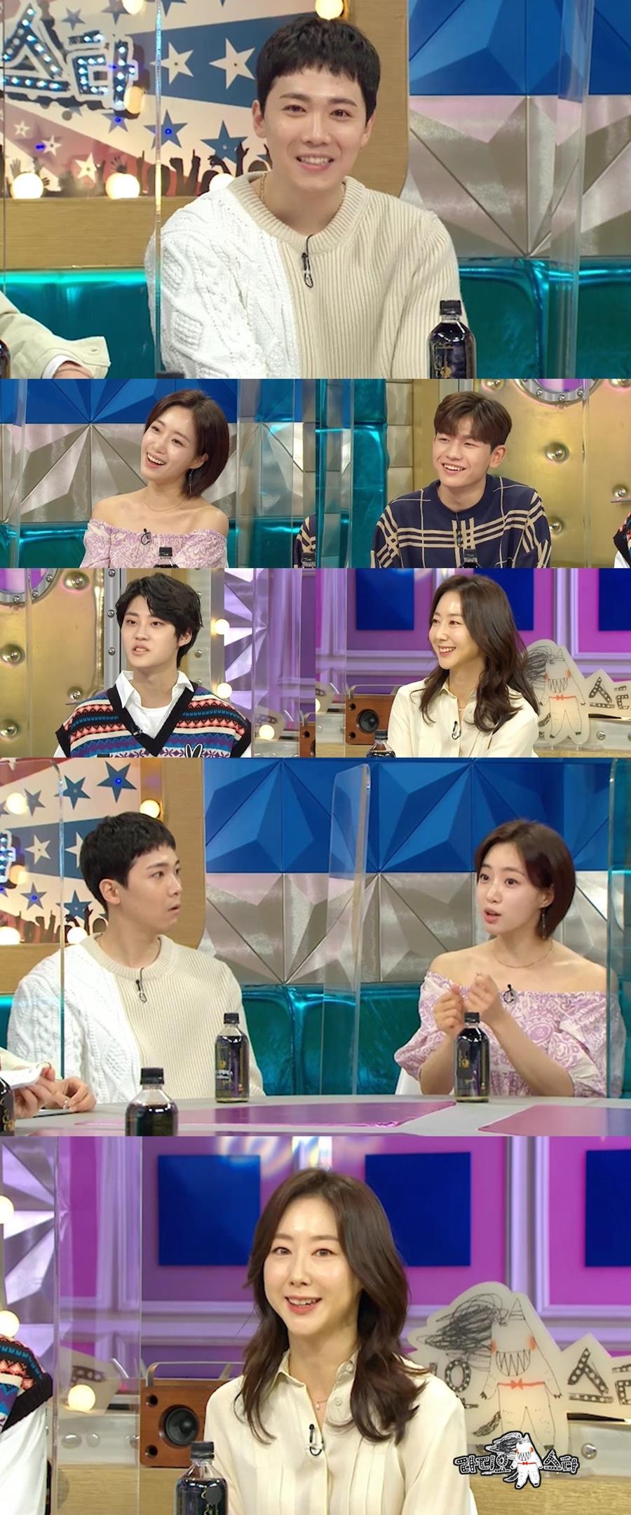 이홍기, 김수현·이승기 추천한 '슬기로운 군대 생활' 팁 공개(라스)