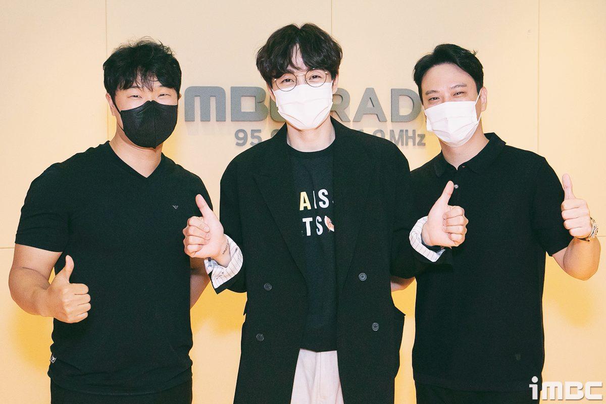 [B하인드] SG워너비 이석훈-김진호-김용준, 폭소만발 '브로케미' (원더풀 라디오) ④