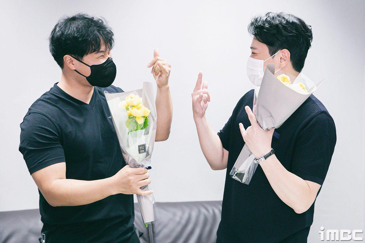 [B하인드] 이석훈 지원사격, SG워너비 김용준-김진호 '워너벤져스' 완전체 (원더풀 라디오) ③