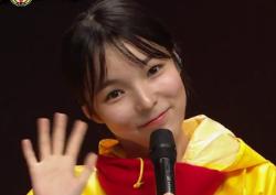 [복면가왕 리뷰] 배우 박진주, '우비소녀'로 가창력 뽐냈다…연승 끝 '에펠탑'에 아까운 패배