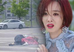 [훈장 오순남 리뷰] 성병숙-이채미, 한수연 앞에서 교통사고 '충격 전개'