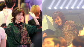 박은빈, 클럽 포착! '히피파마+무아지경 댄스'