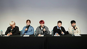 """젝스키스 은지원 """"재 결성 이후 정식 데뷔 느낌으로 앨범 작업을 했다"""""""
