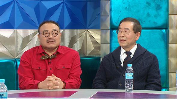 """""""이게 무슨 조합이냐고"""" 김흥국-박원순 대통합의 현장?"""